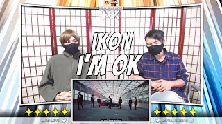 iKON - 'I'M OK' MV | [ NINJA BROS Reaction / Review ]
