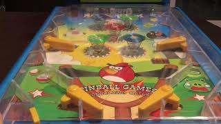 Angry Birds Pinball Game Machine Gameplay