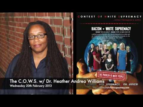 The C.O.W.S w Dr. Heather Andrea Williams