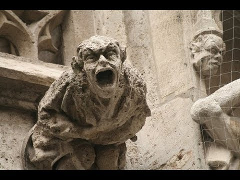 Gargoyles In Paris!!!