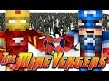 Minecraft MineVengers - CRAZY CLAY SOLDIERS!!