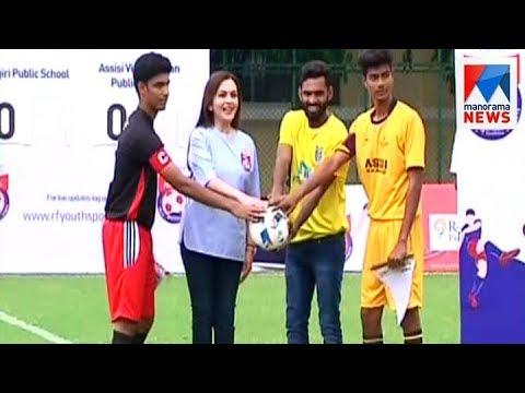 Youth sports project by Reliance foundation will extend say Nitha Ambani   Manorama News