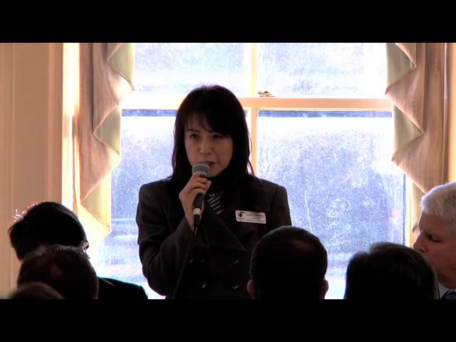 Japan Business Opportunities, GDEcD Managing Director Yumiko Nakazono