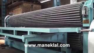 Manek - Corrugated Iron Roofing Sheet Making Machine Model: CSM-3660