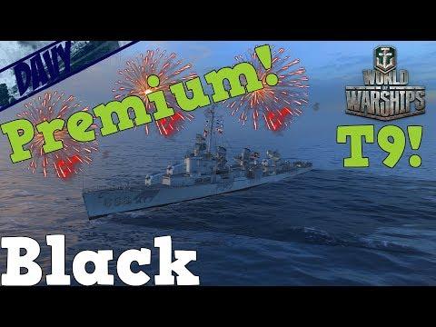 World of Warships Gameplay ITA - BLACK - ADORO QUESTA NAVE!