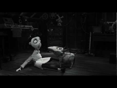 """Frankenweenie """"Sparky is Alive"""" Clip"""