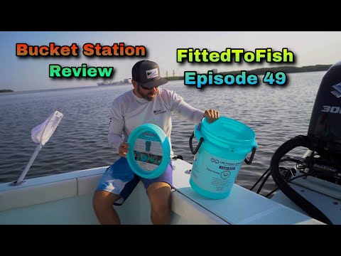 Lee Fisher Bucket Station Review!