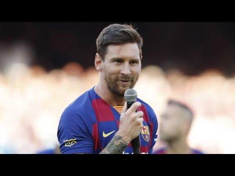 Lionel Messi [Rap] - Inmortal - (Motivación) - Skills & Goals - Ready For Next Season 2019/20 ᴴᴰ