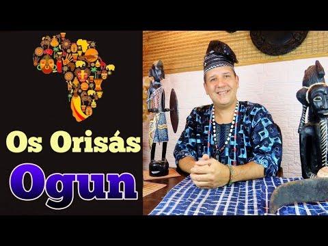 Orisá Ogun - Série Os Orisás - Programa Universus #27