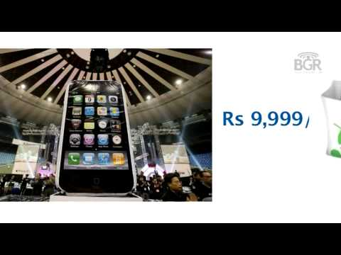 Aircel Slashes Iphone 3gs Price To Rs