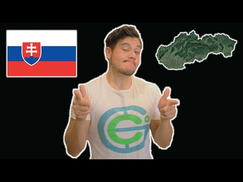 Geography Now! SLOVAKIA