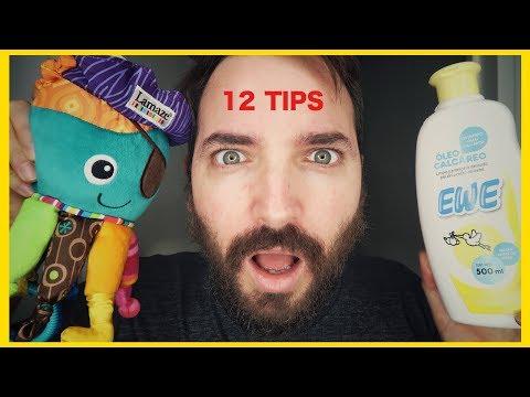 SI VAS A TENER UN HIJO MIRA ESTE VIDEO / 12 TIPS