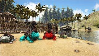 Ark: Coop Survival Anzah tập 5 - Tiên nhân cóc nè ^^