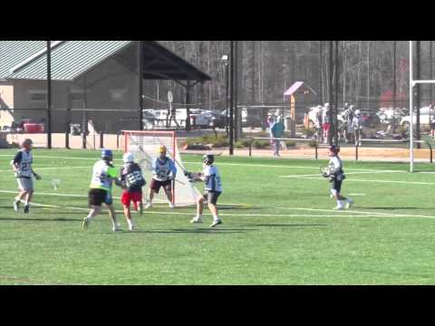 Carter Blossey - 2017 Goalie - Jake Reed Fall 2014 Highlights