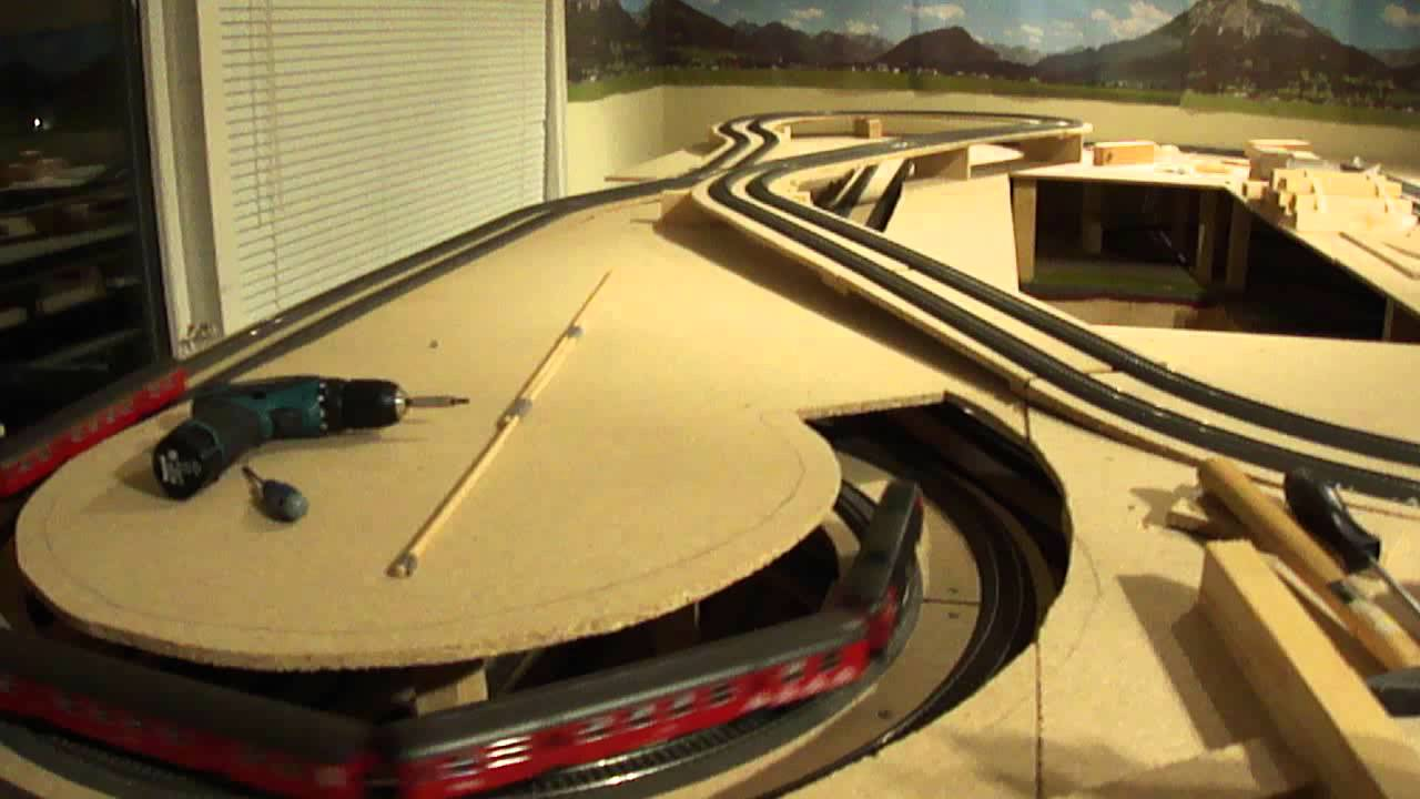 Test Drive M 228 Rklin Layout With C Tracks New Construction