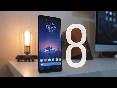 Galaxy Note8 long-term review: 5 months later