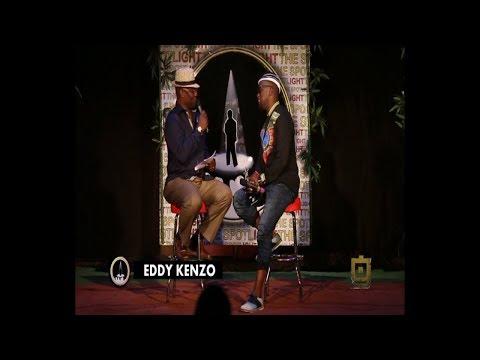 ABEY MUKIBI INTERVIEWING EDDY KENZO   Akandolindoli Comedy show 2017 HD
