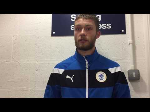 CHESTER FC TV: Liam Davies extends contract to whole season and Lucas Dawson signs one year deal
