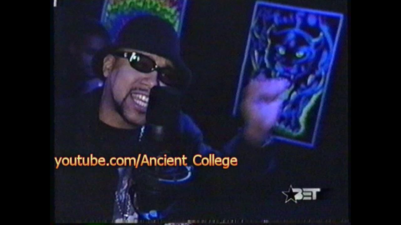 Pimp C freestyle - Rap City