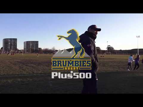 Brumbies in the community: Owls Juniors