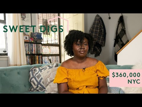 What $360,000 Will Get You In NYC | Sweet Digs | Refinery29 thumbnail