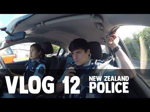New Zealand Police Vlog 12: Stolen Cars