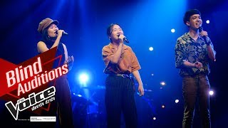 F.I.T. - Spend My Life with You  - Blind Auditions - The Voice Thailand 2019 - 16 Sep 2019
