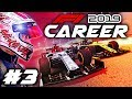 F1 2019 CAREER MODE Part 3: GENIUS STRATEGY & ACTION PACKED BAHRAIN RACE!