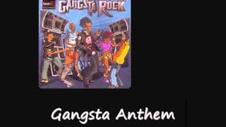 Alozade Gangsta Anthem Gangsta Rock Riddim