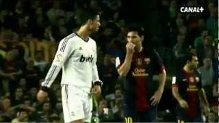 Lionel Messi Avoid Shaking Hands To Cristiano Ronaldo Alot oF Time  PROOF