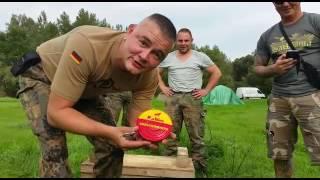 Schwedische Spezialitäten treffen auf deutsche Soldaten