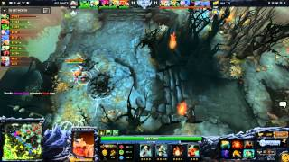 [EPIC] Navi vs Alliance - Game 1 (Dota 2 Asia Championships - Europe Qualifier) - Zyori & Merlini