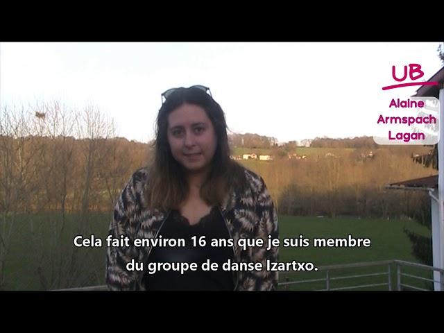 Uztaritze Bai - Alaine Armspach