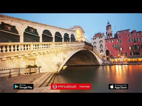 Rialto Bridge – St  Mark's Side – Venice – Audio Guide – MyWoWo Travel App