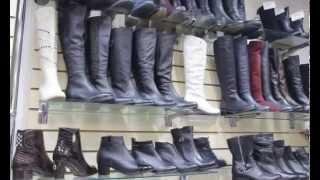 видео Женская обувь больших размеров