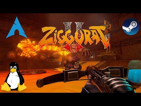 Ziggurat II - Early Access - Linux | Gameplay