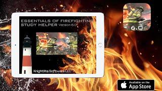 Essentials Of Fire Fighting iPad Study Helper 6.0 - Knightlite Software LLC