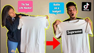We TESTED Viral TikTok Life Hacks   *AND THEY WORKED*