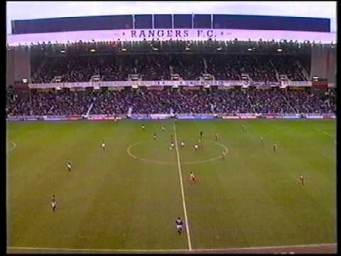 Rangers 5 v 0 Aberdeen 22nd Jan 2000