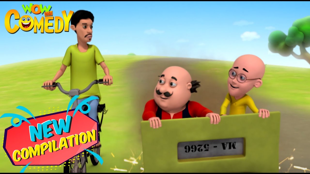 Download Motu Patlu Cartoon in Hindi   New Compilation 85   New Cartoon   Hindi Cartoon
