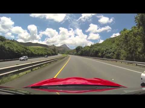 H-3 Highway Hawaii Time Lapse