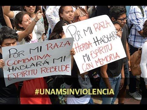 #UNAMSinViolencia