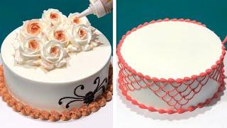 Amazing Cake Decorating Ideas for Holidays | Most Satisfying Cake Decorating Tutorials