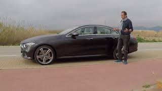 2018 Mercedes CLS - First Drive Video Test Review