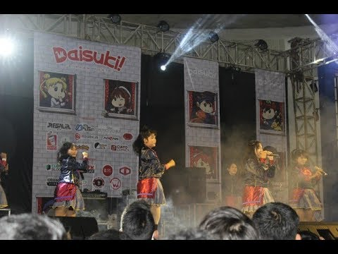 DAISUKI JAPAN FEST 2018 #part 2 Inside The Dome
