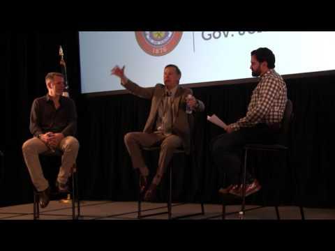SIA Keynote - Gov. John Hickenlooper, Luis Benitez, Nick Sarget