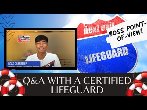 ALC Work and Travel in USA | น้องบอส Premier Aquatics, VA