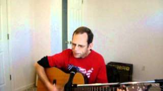 """Acoustic cover of Scorpions'  """"No One Like You"""" - Mike Purnell"""