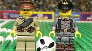 футбол и Первая Мировая Война! Обзор будущих проектов и фигурок!