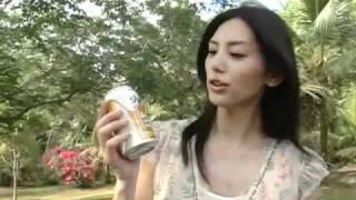 相沢紗世コメント(サントリー ジョッキのみごたえ辛口生)
